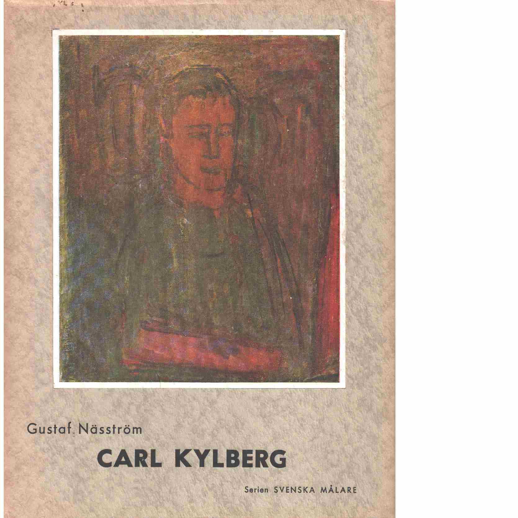 Carl Kylberg - Näsström, Gustaf