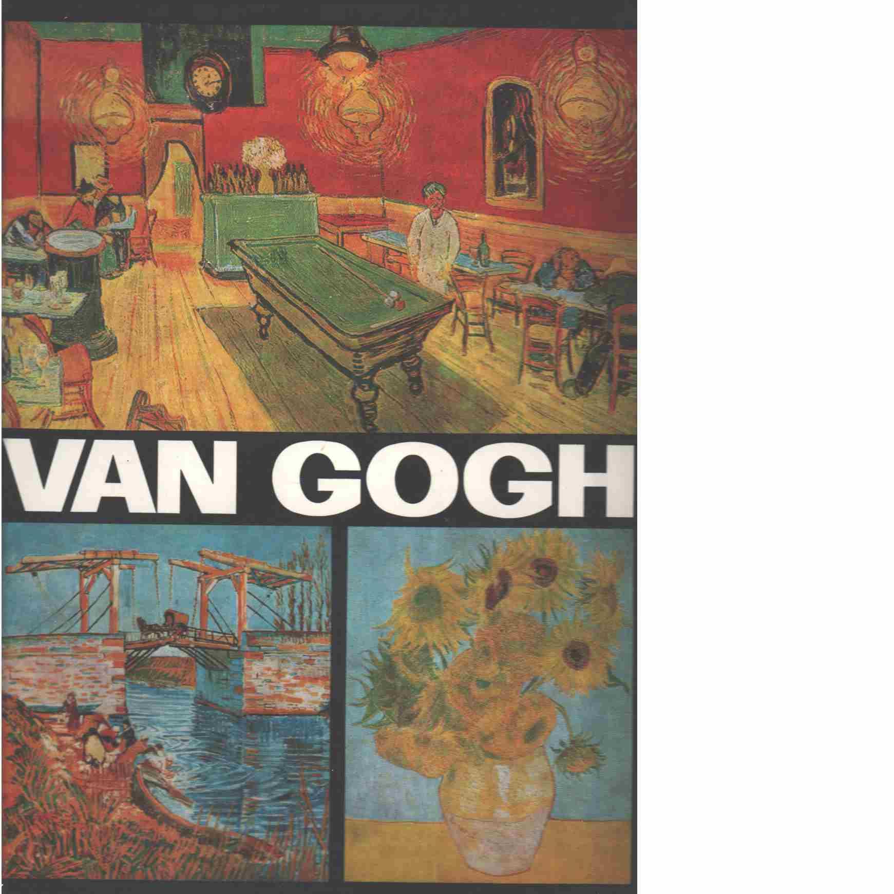 Van Gogh - Marica, Victoria Guy