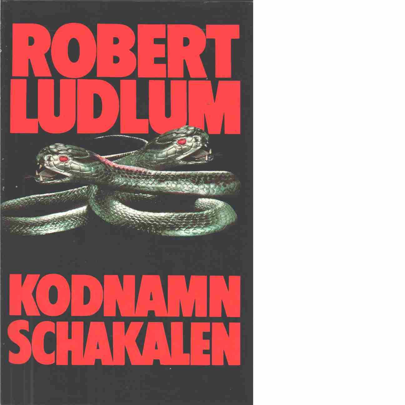 Kodnamn Schakalen - Ludlum, Robert