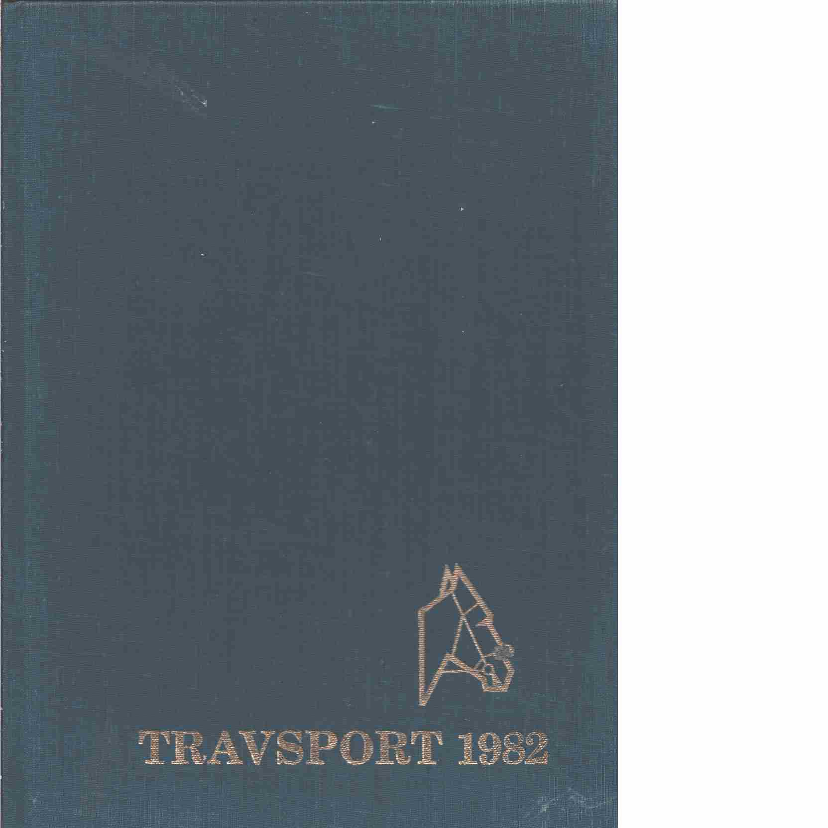 Travsport. 1982  - Red.