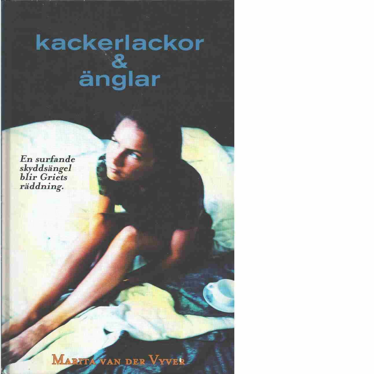 Kackerlackor & änglar - Van der Vyver, Marita