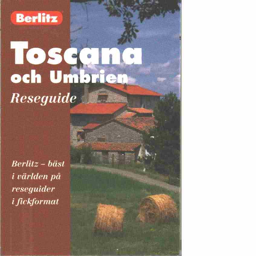 Toscana och Umbrien - Brewer, Stephen