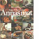 Annas mat  - Bergenström, Anna