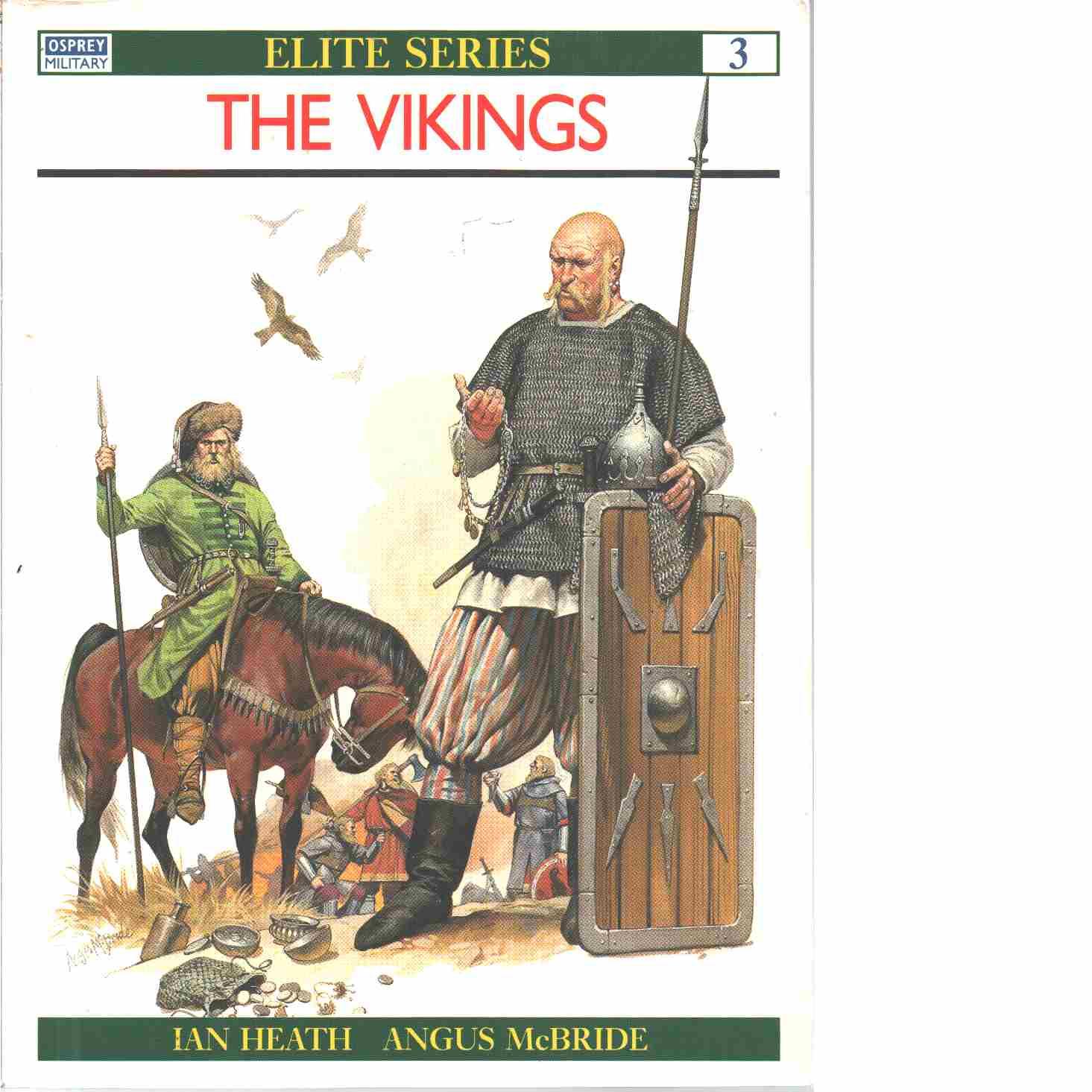 The Vikings - Heath, Ian