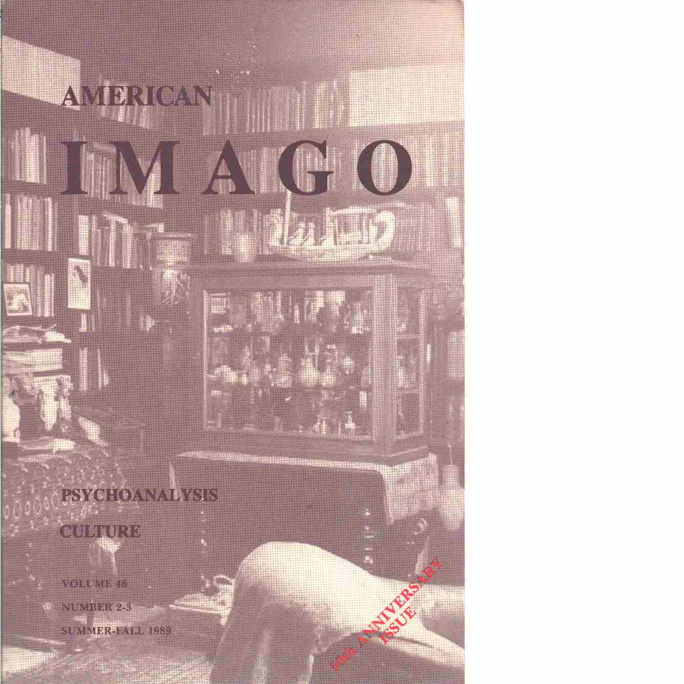The American imago.  - Red.