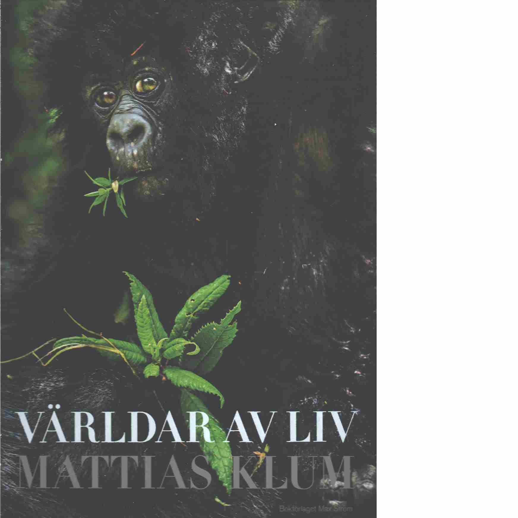 Världar av liv (PKL)  - Klum, Mattias och Froster, Anna