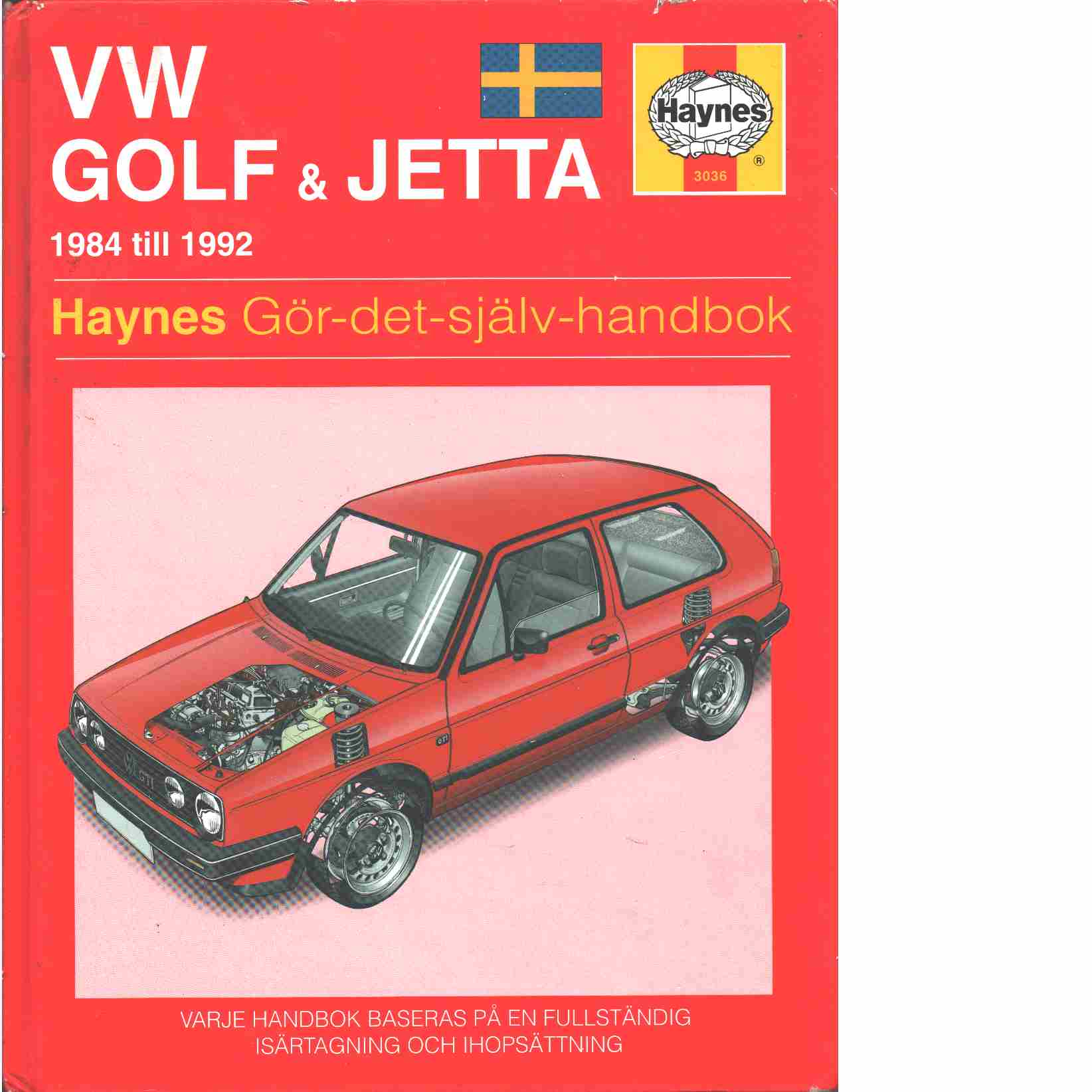 VW Golf & Jetta - Coomber, I. M.