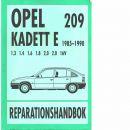 Opel Kadett E 1985-1990 : [1,3, 1,4, 1,6, 1,8, 2,0, 16 v] - Thorsell, P. O
