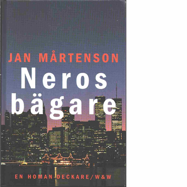 Neros bägare  - Mårtenson, Jan