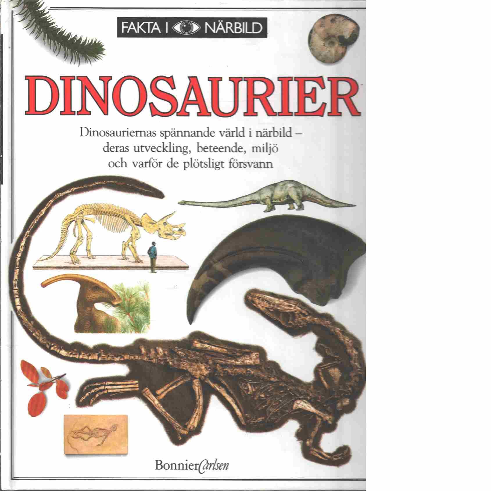 Fakta i närbild : Dinosaurier - Norman, David och Milner, Angela