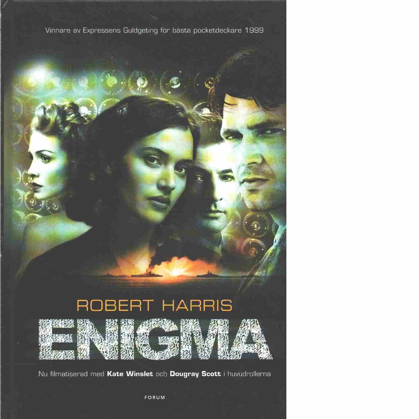 Enigma - Harris, Robert