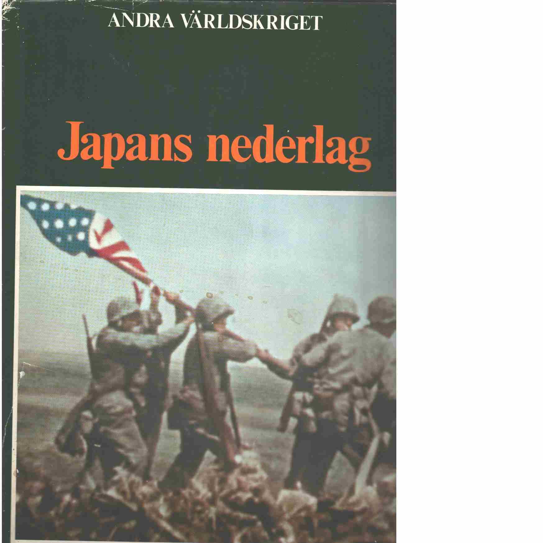 Japans nederlag - Bauer, Eddy