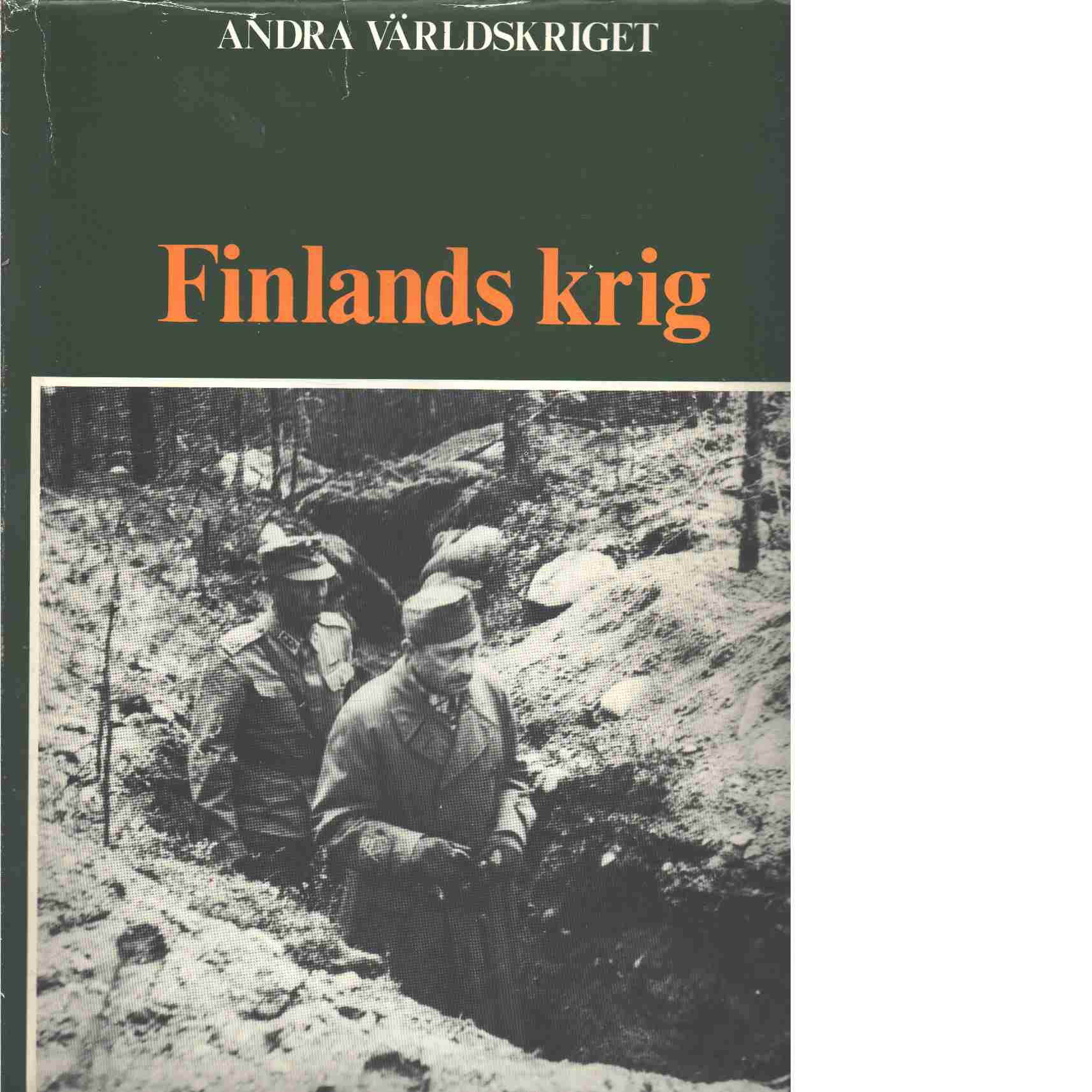 Finlands krig - Brunila, Kai