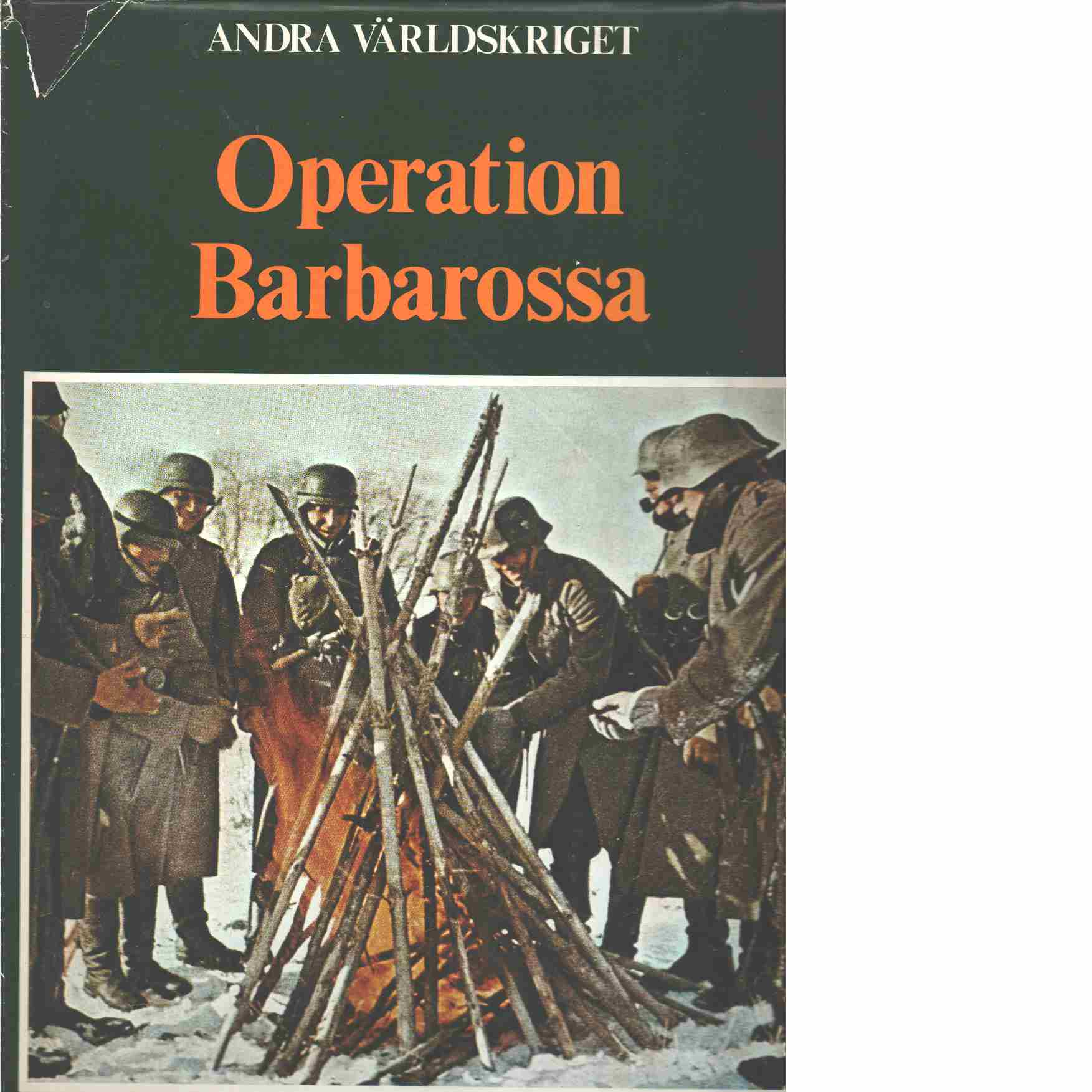 Operation Barbarossa - Bauer, Eddy
