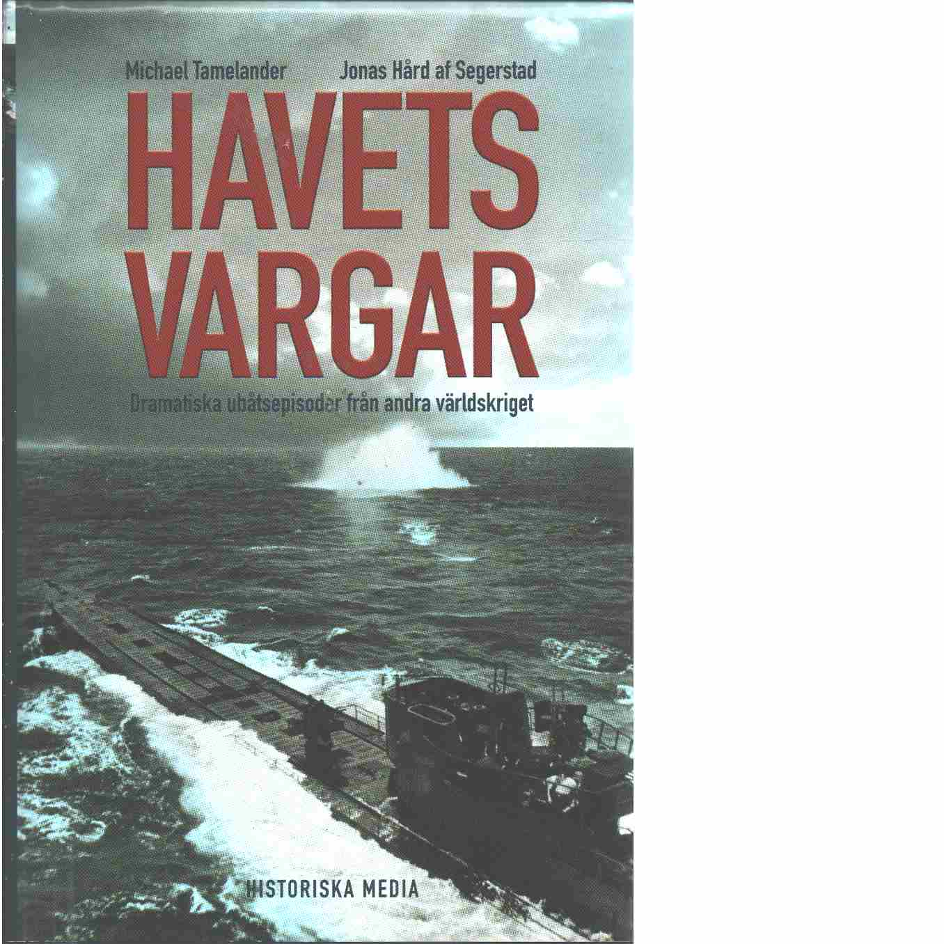 Havets vargar  - Red. Time-Life Books