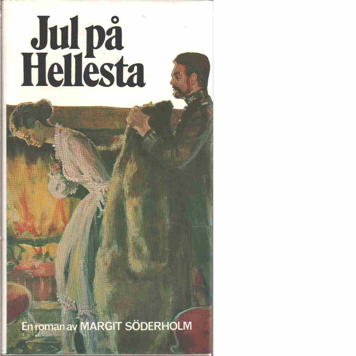 Jul på Hellesta - Söderholm, Margit