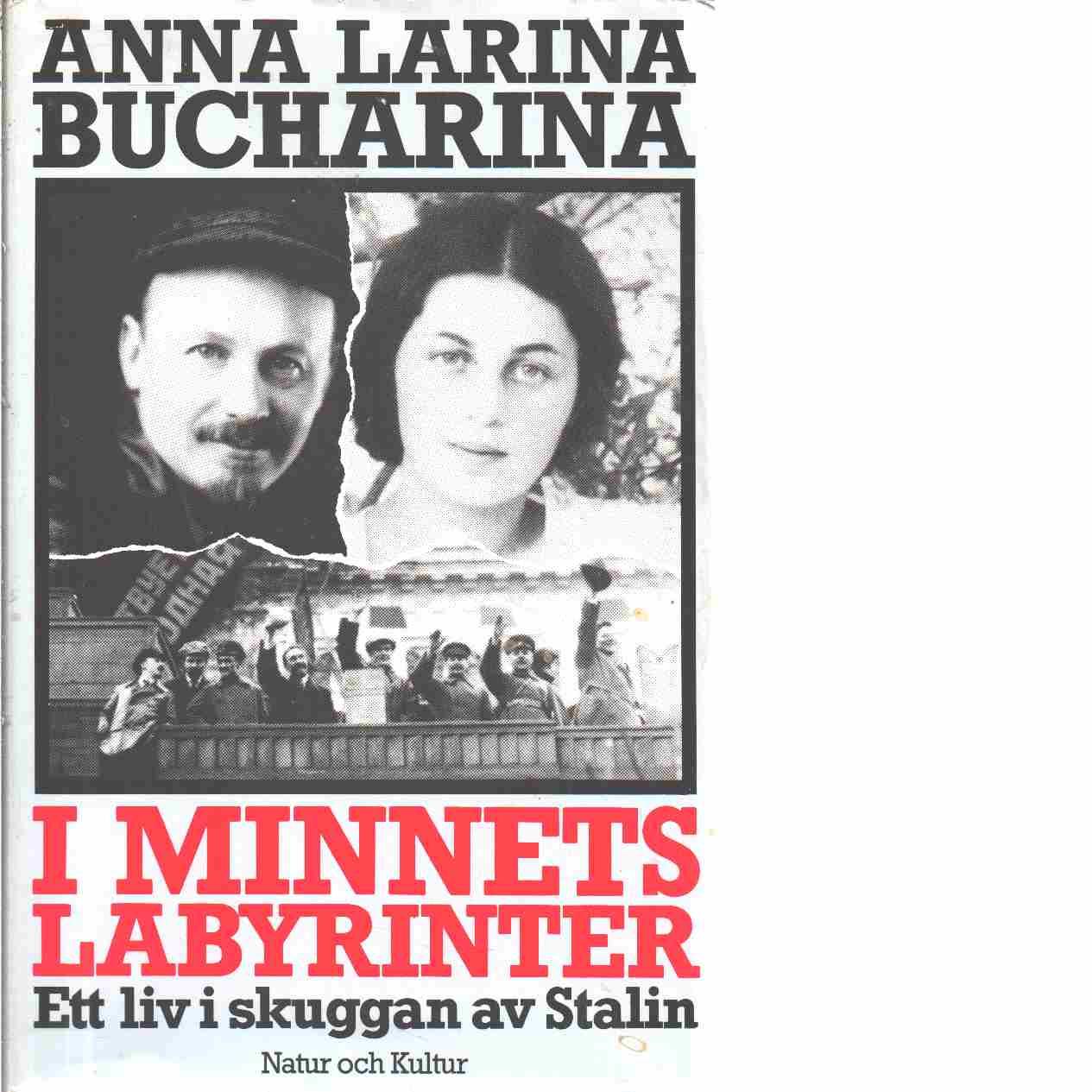 I minnets labyrinter : ett liv i skuggan av Stalin - Larina, Anna Michajlovna
