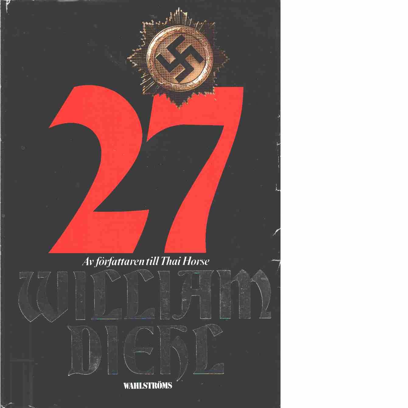 27 - Diehl, William