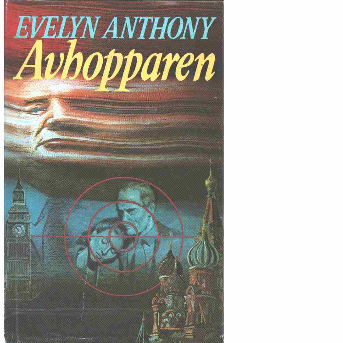 Avhopparen - Anthony, Evelyn