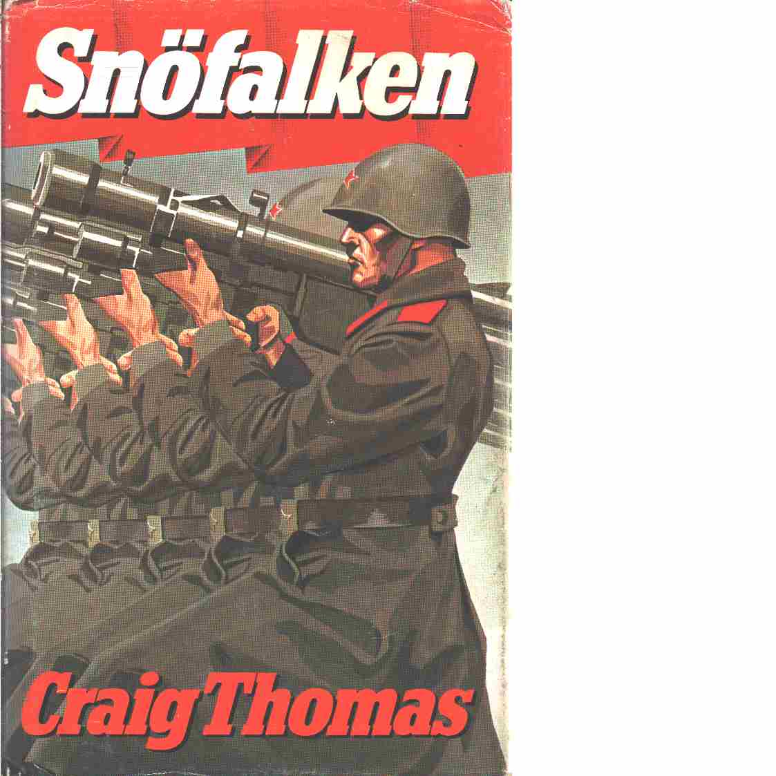 Snöfalken - Thomas, Craig