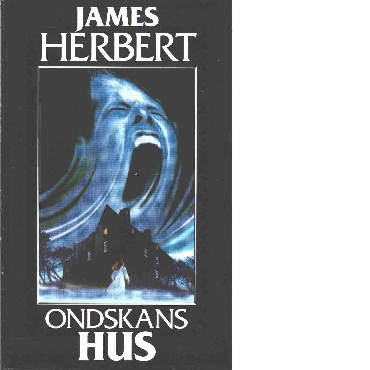 Ondskans hus  - Herbert, James