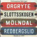 Göteborgarnas spårvägar hundra år 1979 - Red.