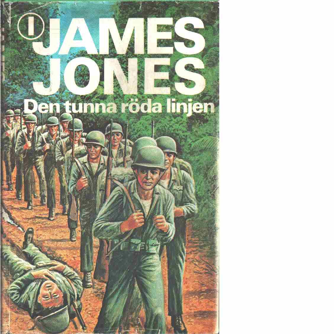 Den tunna röda linjen. 1 - Jones, James