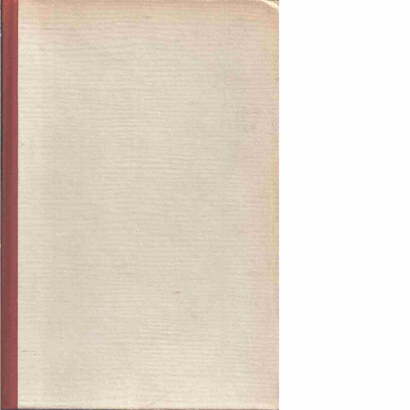 Memoarer / Montgomery av Alamein - Montgomery, Bernard Law
