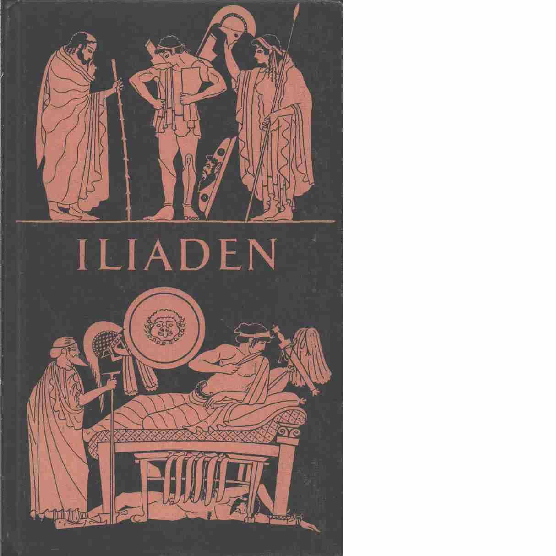 Iliaden - Homeros