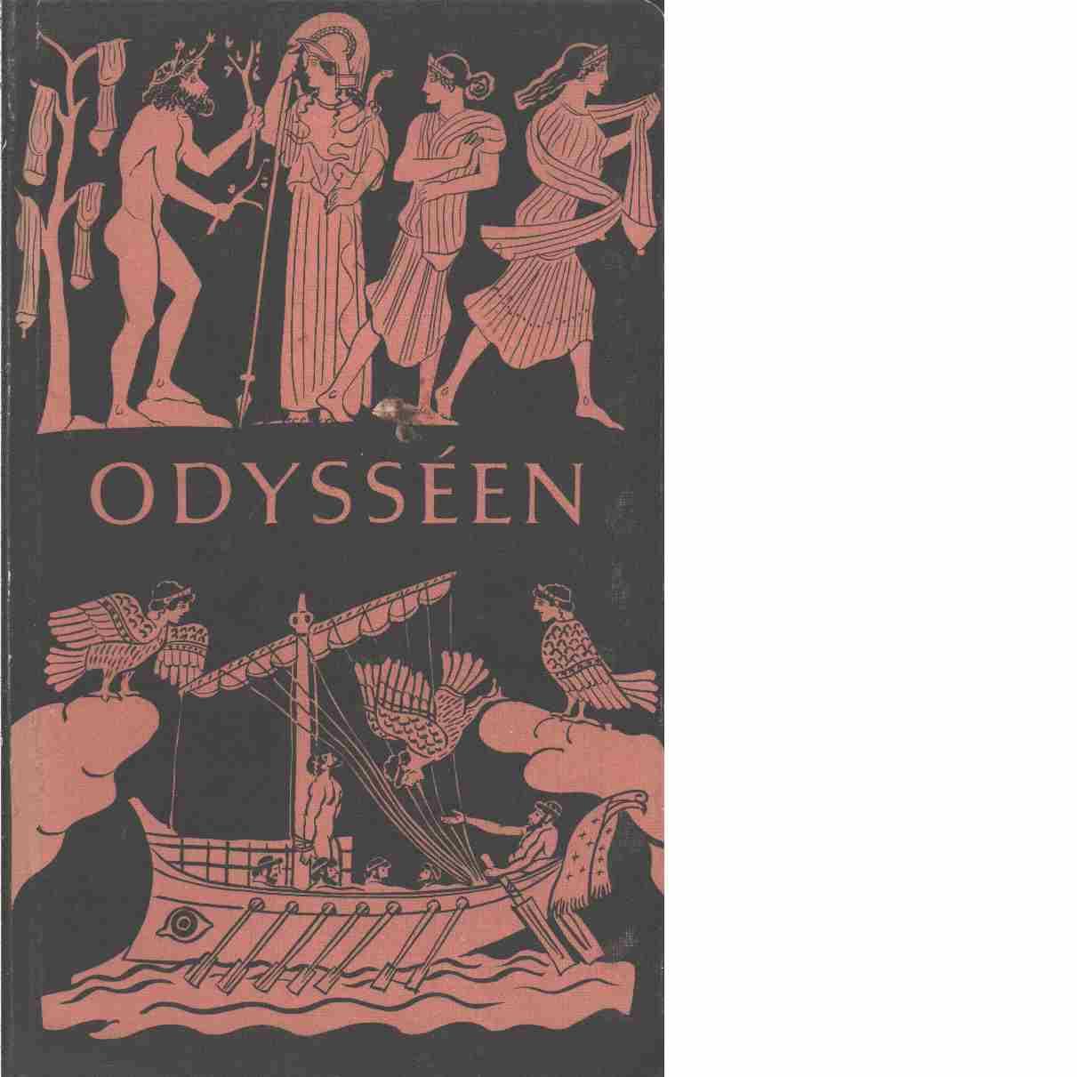 Odyssén - Homeros