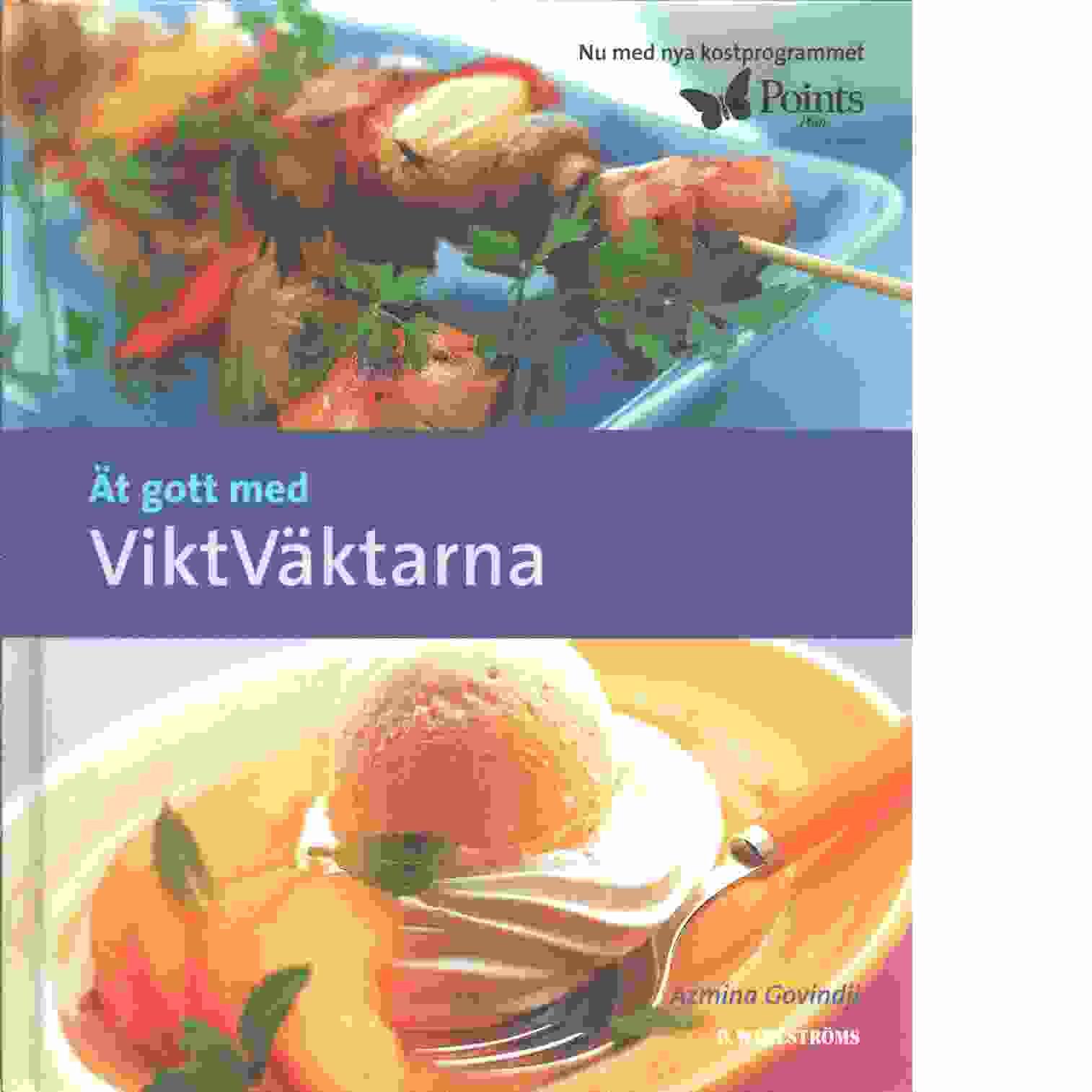 Ät gott med Viktväktarna - Govindji, Azmina