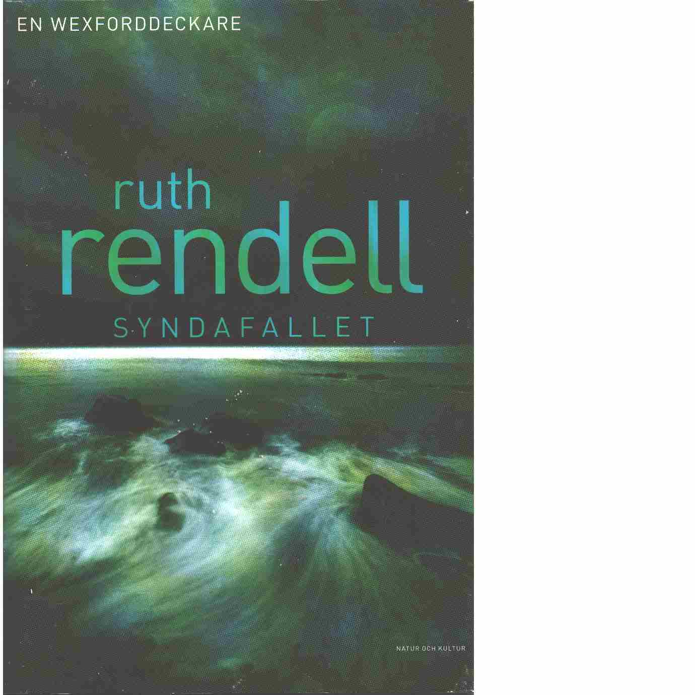 Syndafallet  - Rendell, Ruth