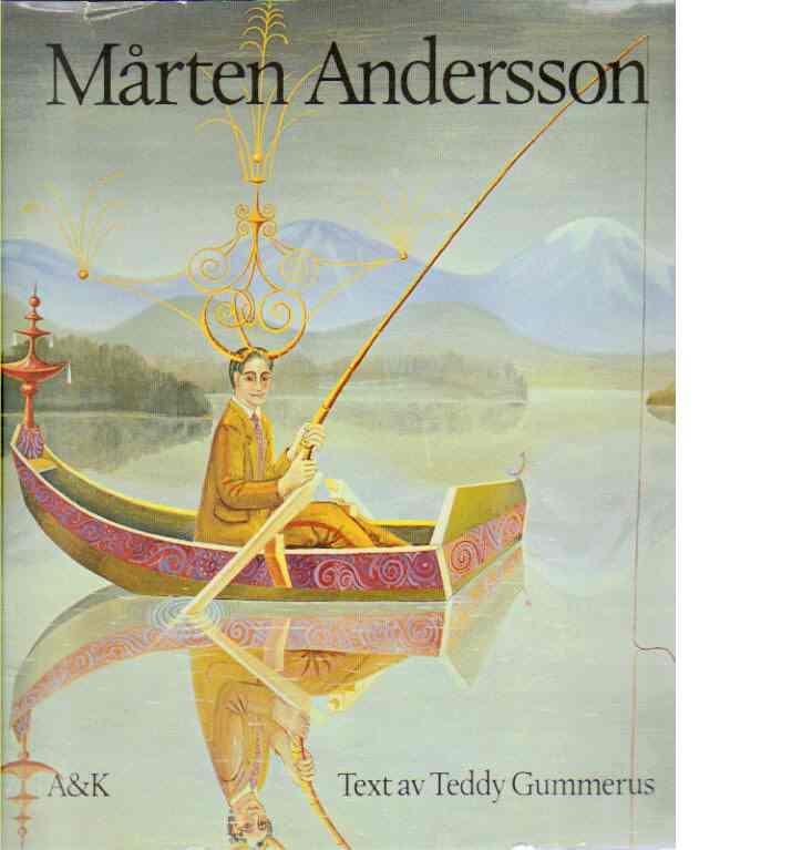 Mårten Andersson - Gummerus, Teddy