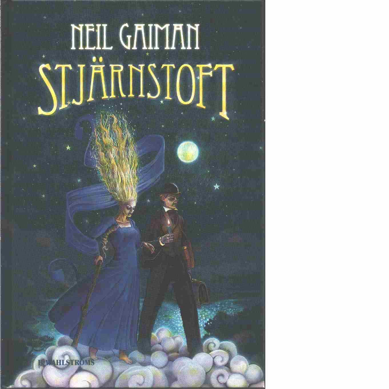 Stjärnstoft  - Gaiman, Neil