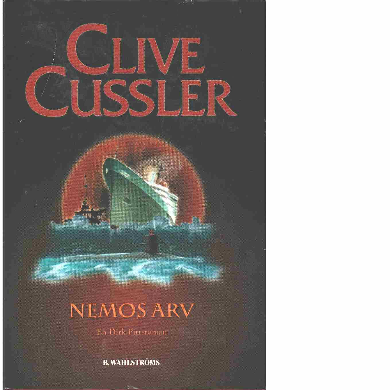 Nemos arv - Cussler, Clive