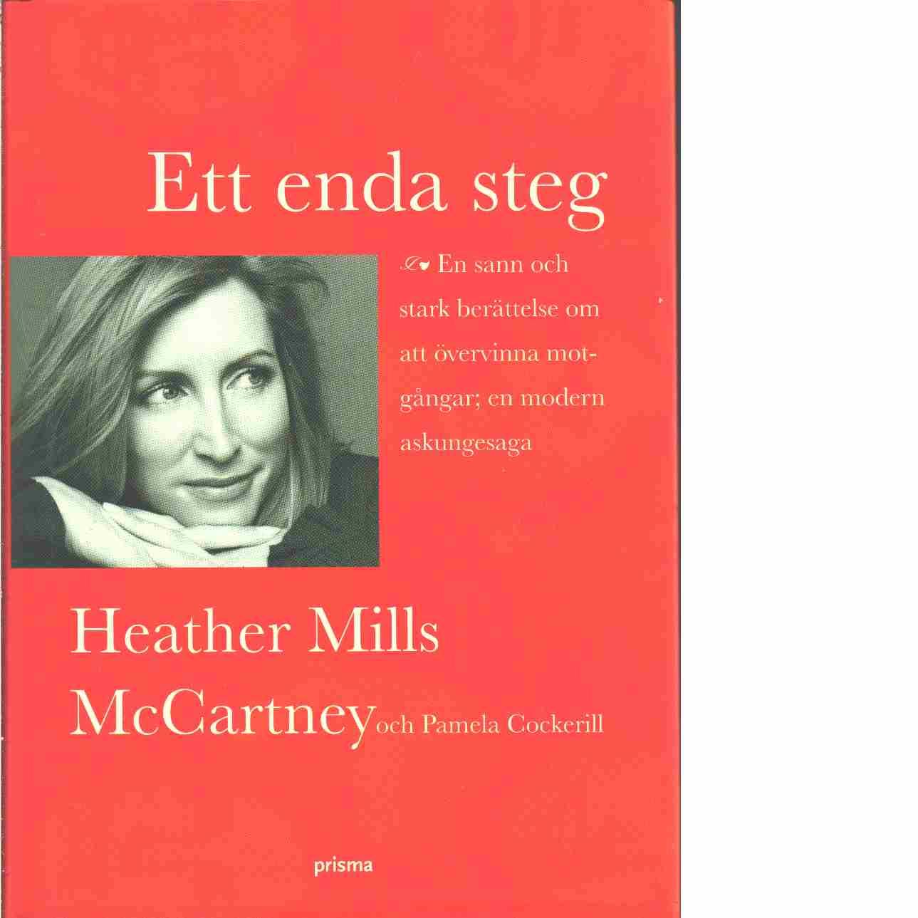 Ett enda steg - Mills McCartney, Heather och Cockerill, Pamela