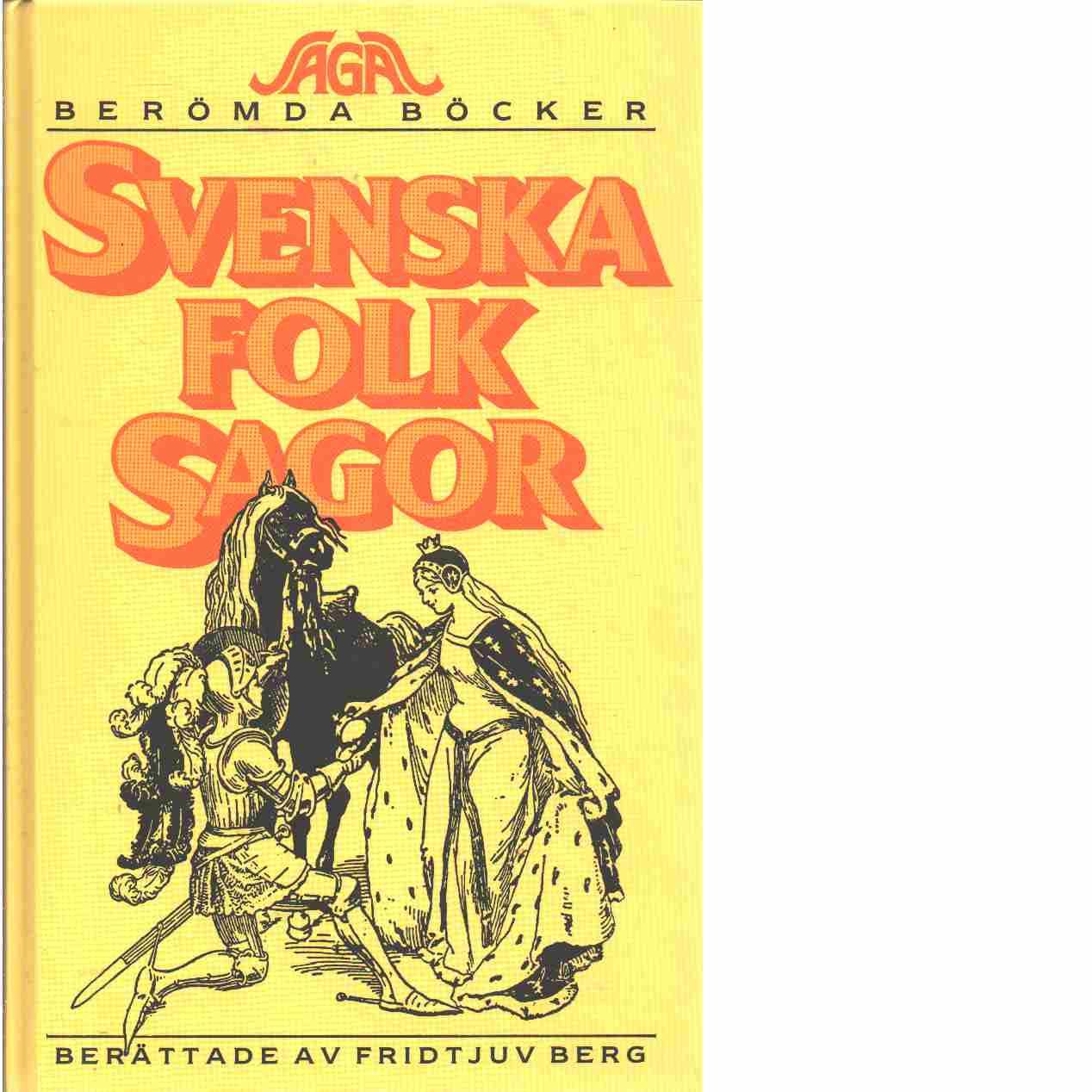 Svenska folksagor - Red.