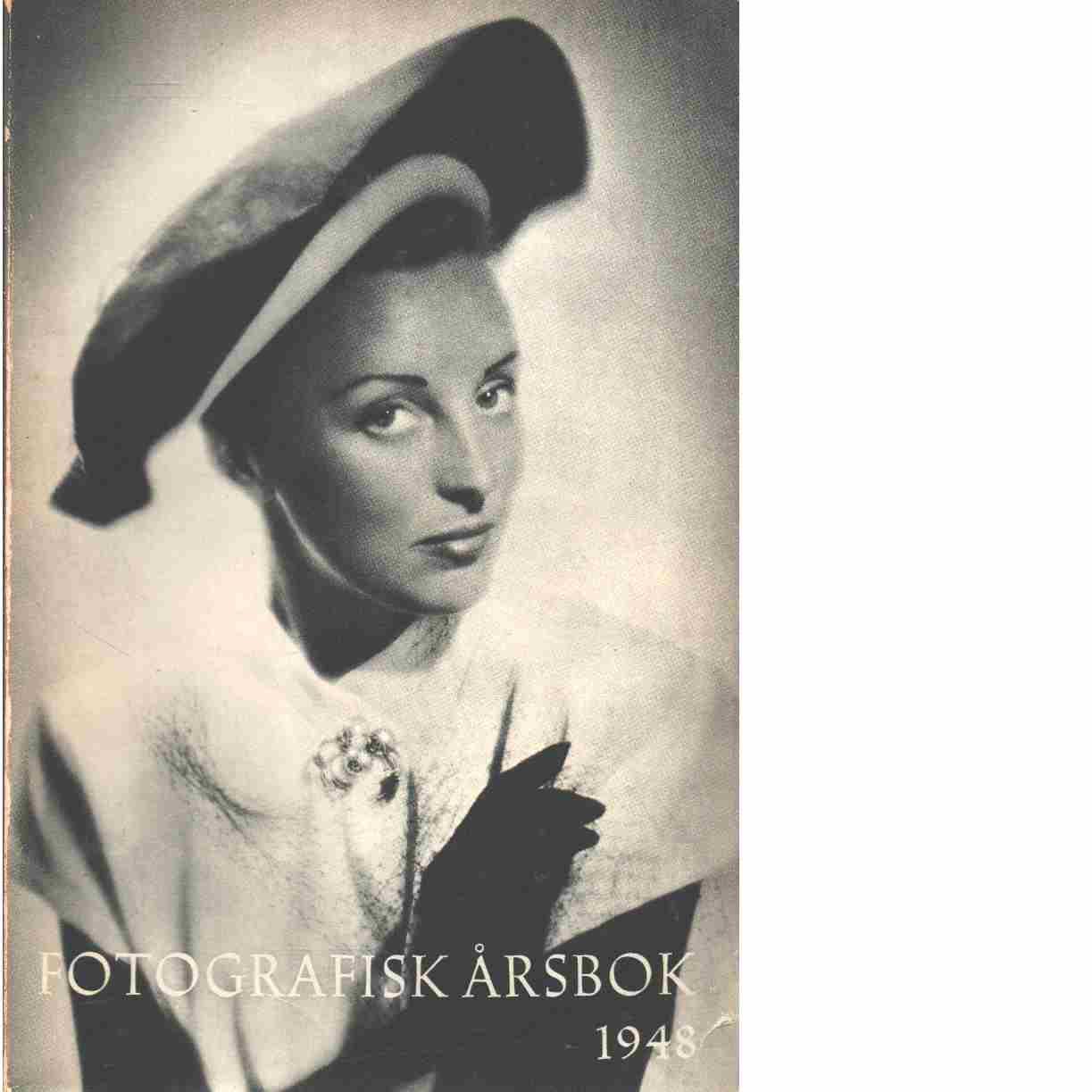 Fotografisk årsbok. 1948 - Red.