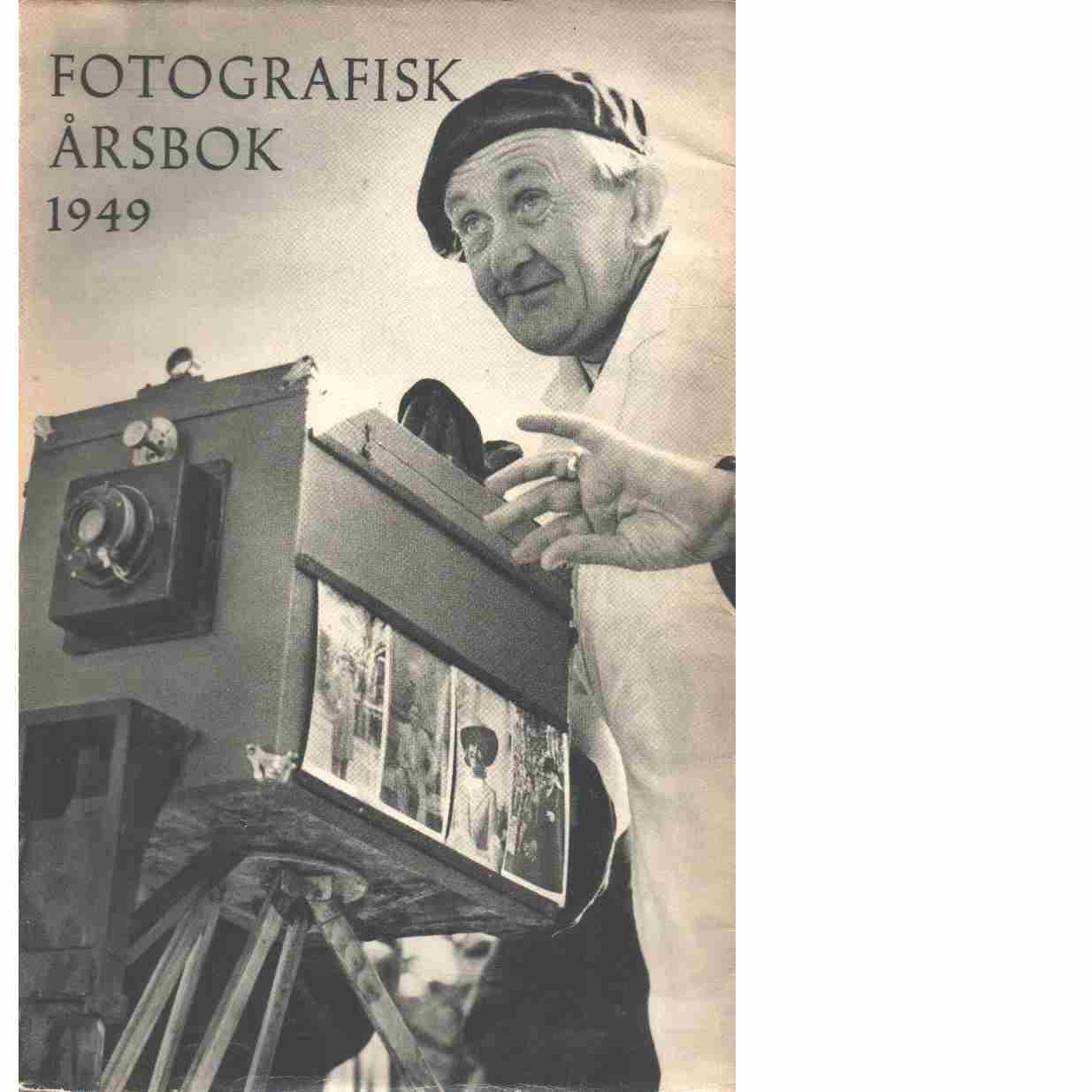 Fotografisk årsbok. 1949 - Red.