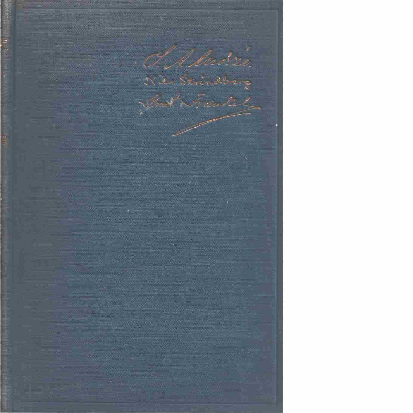 Med Örnen mot polen : Andrées polarexpedition år 1897 - Andrée, Salomon August  Frænkel, Knut, och Strindberg, Nils