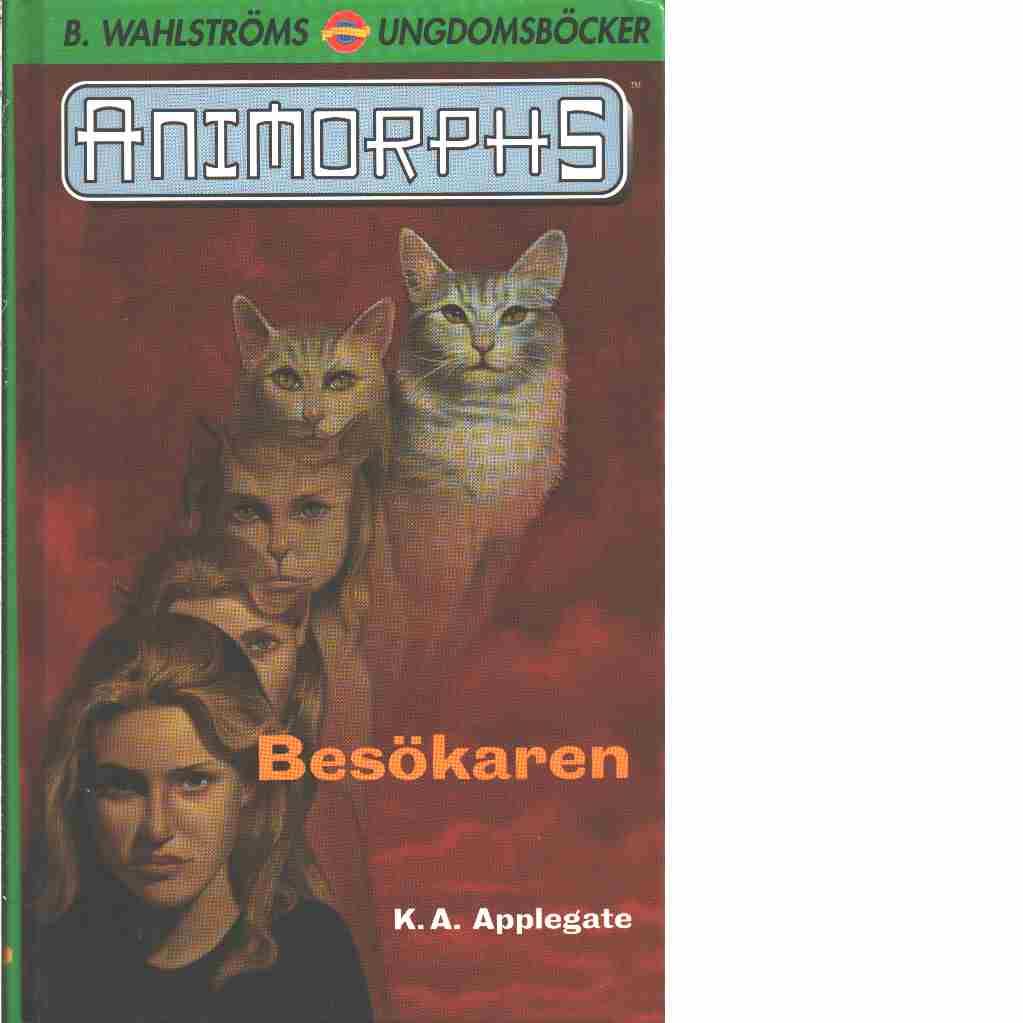 Besökaren - Applegate, Katherine