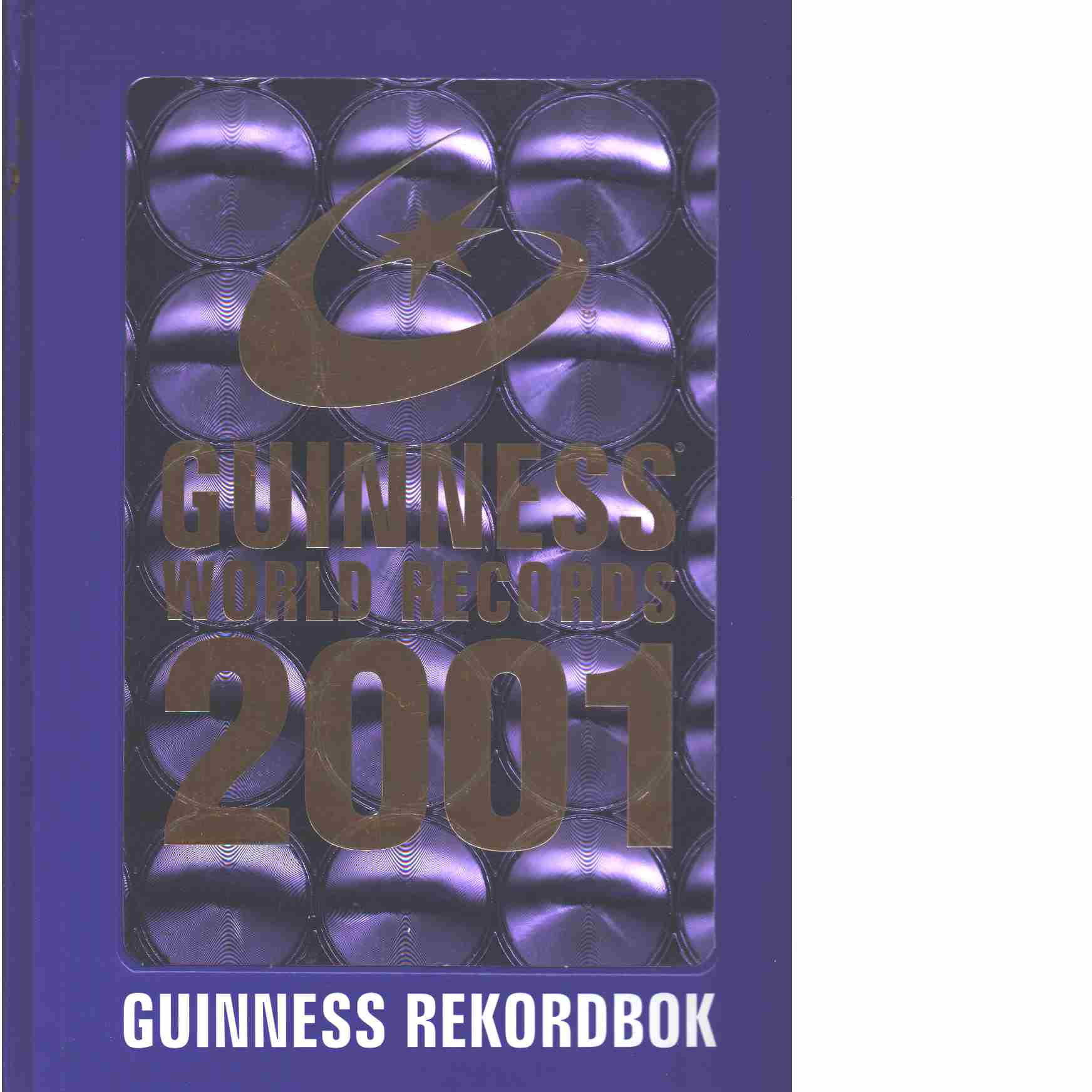 Guinness rekordbok  2001 - Red.