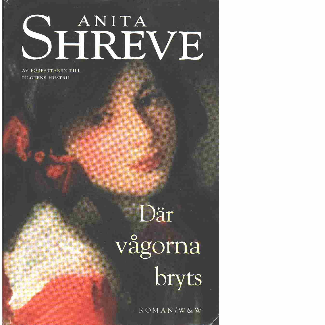 Där vågorna bryts  - Shreve, Anita