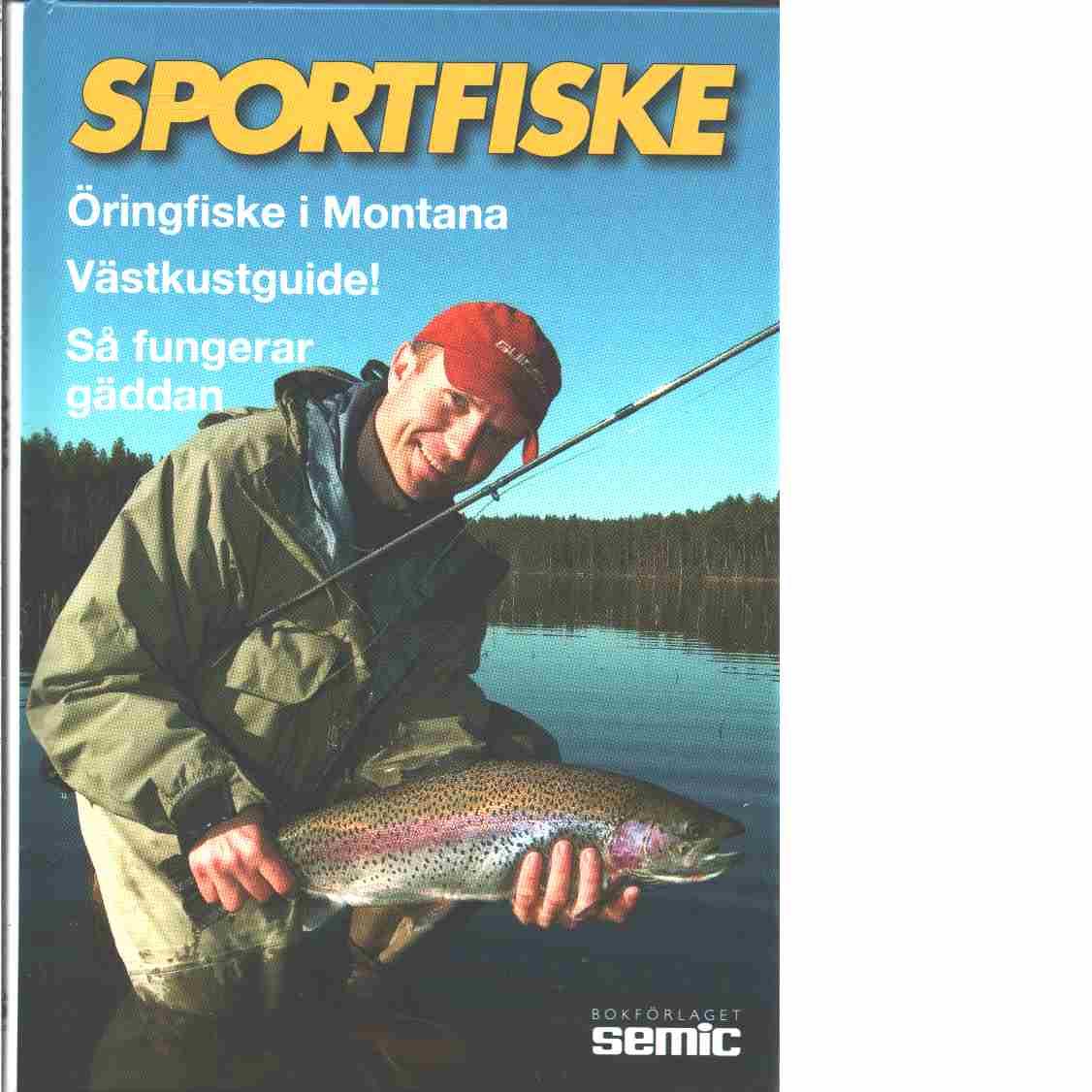 Sportfiske 2010  - Albertsson, Johnny