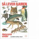 Så lever djuren i Sverige : djurens värld i bild - Bood, Charlie