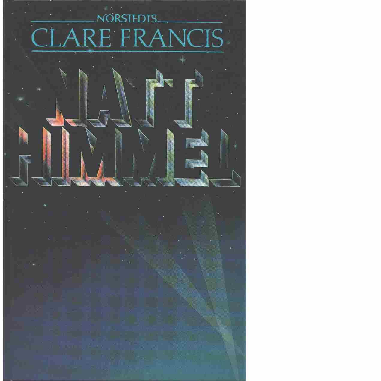 Natthimmel  - Francis, Clare