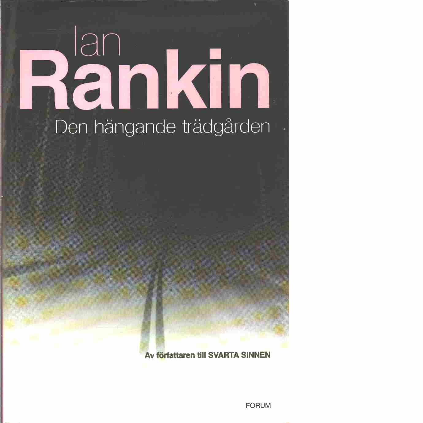 Den hängande trädgården - Rankin, Ian