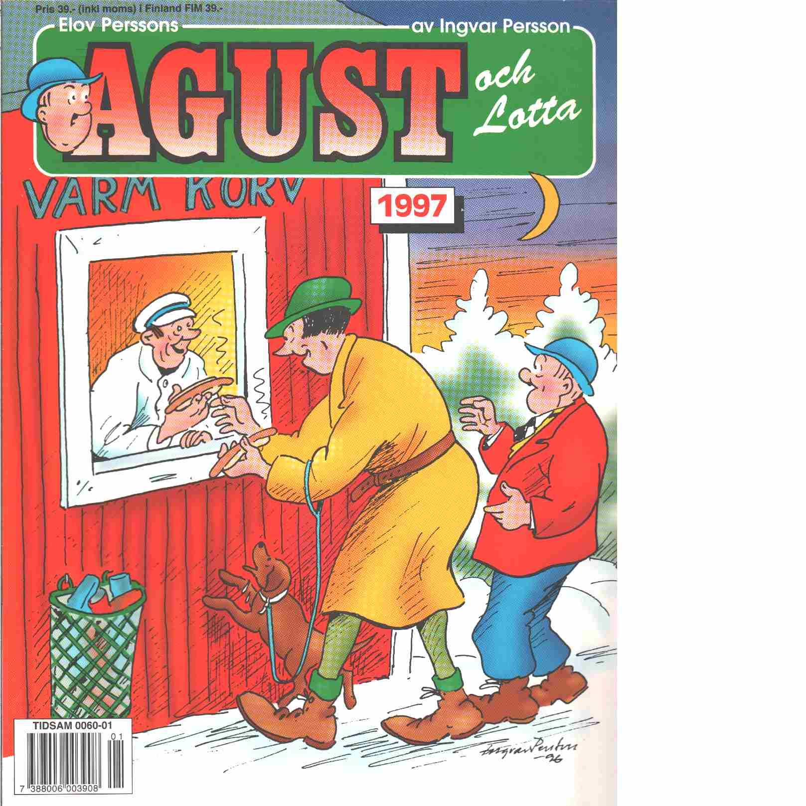 Agust och Lotta - Persson, Ingvar