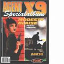 Agent X9 Specialalbum Modesty Blaise - Red.