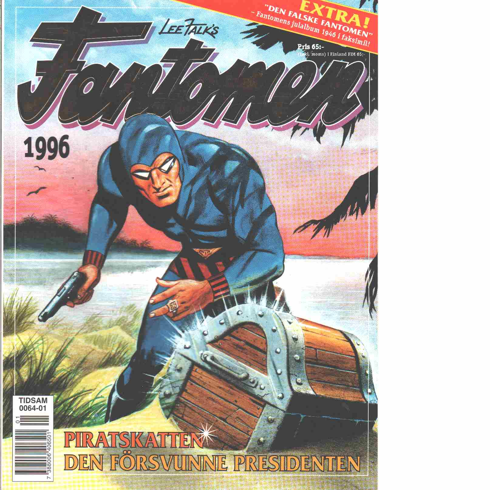 Lee Falk's Fantomen 1996 - Falk, Lee